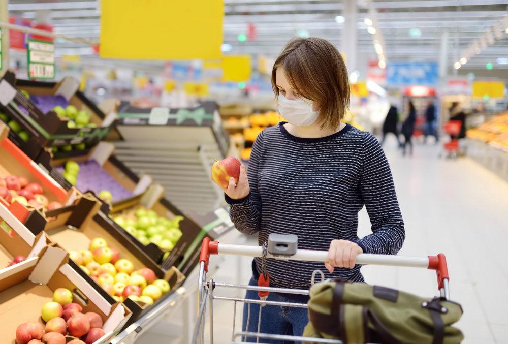 Цены на продукты в Харькове осенью 2021 года