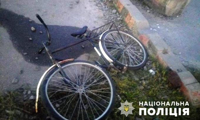 Подростка на велосипеде сбил насмерть поезд  под Харьковом