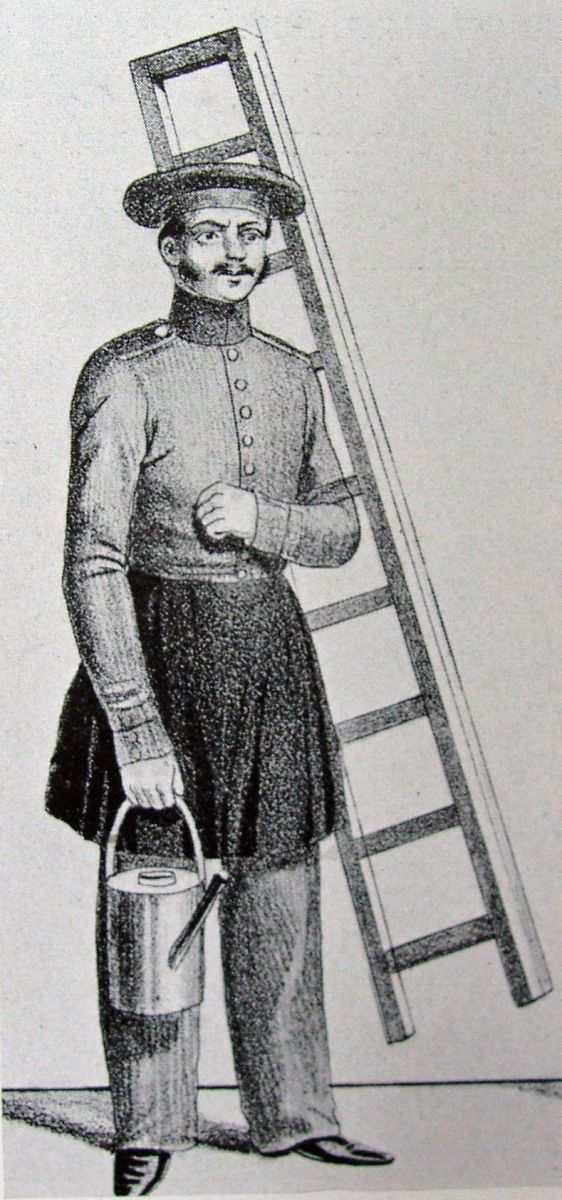 Харьковский фонарщик