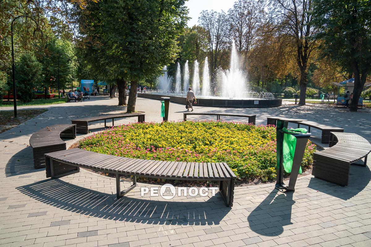 Бульвар Юрьева, Новые Дома, Харьков