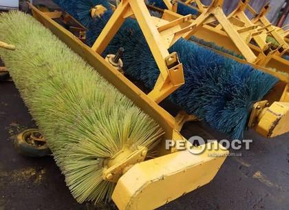 В Харькове коммунальное предприятие готовится дать отпор снежным заметам