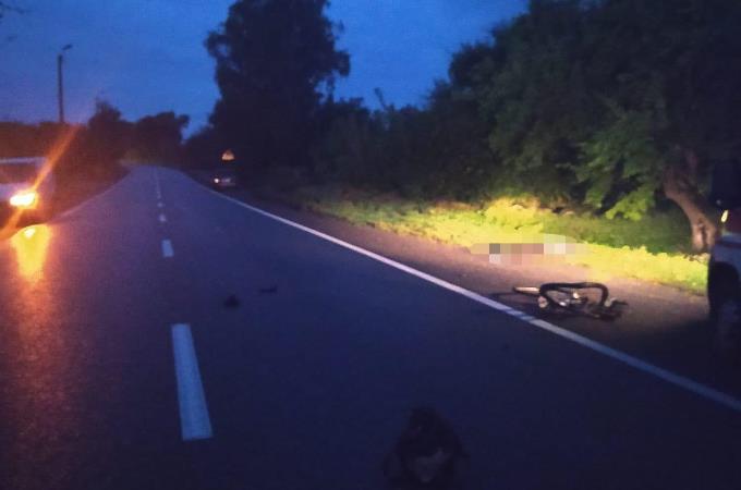 ДТП: в Богодухове сбили насмерть велосипедистку