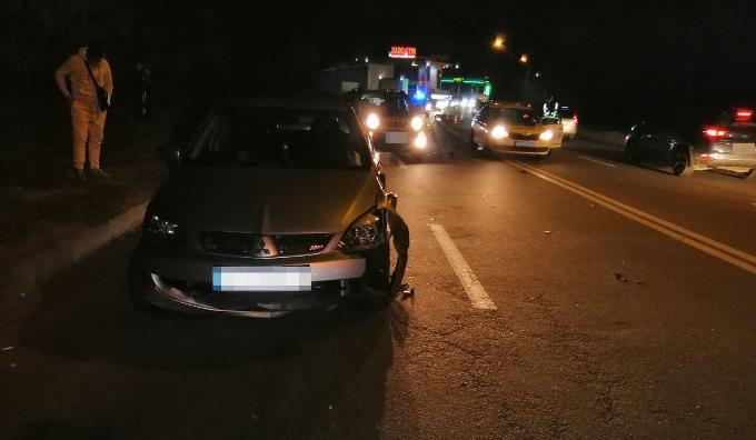 ДТП Харьков: на проспекте Тракторостроителей смертельная авария с мотоциклистом