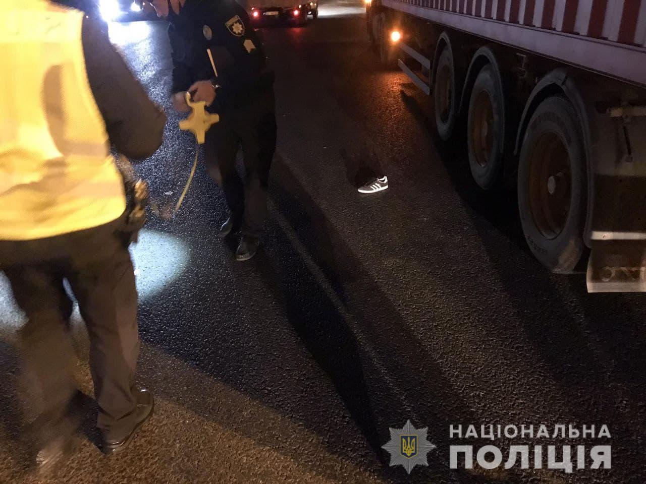 ДТП Харьков: на Большой Кольцевой фура сбила двух подростков