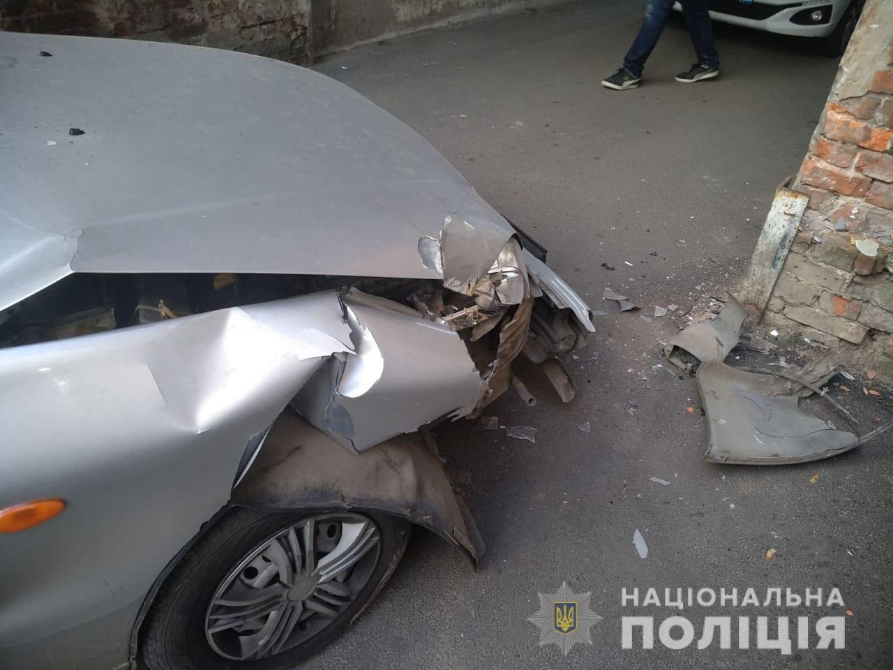 Таксист умер за рулем в Харькове