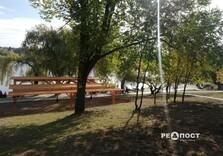 На Петренковском карьере со стороны улицы Краснодарской благоустроена зона отдыха.