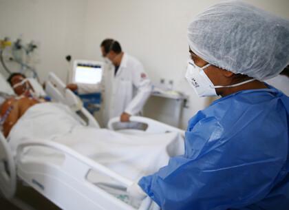 Еще две больницы Харькова принимают ковидных больных