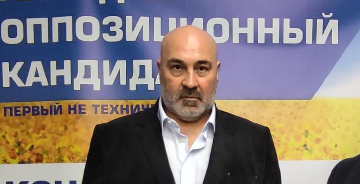 Харьковский блогер Александр Кандрусик, известный в фейсбуке как Саша Псих